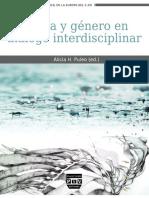 Ecologia y Genero en Dialogo Interdisciplinario