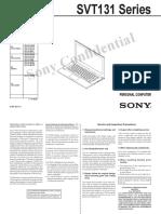 Sony Vaio Svt131 Series Ver.1-2012e