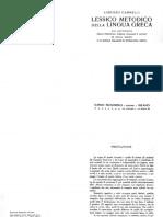 Cammelli - Lessico Metodico Della Lingua Greca.pdf