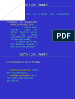 Esfoliacao Dental