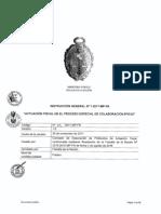 Instrucción General N° 1-2017-MP-FN