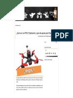 ¿Qué Son Los PIDs?  Explicación y Guía de Ajuste Para Drones