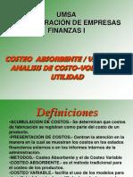 COSTO VOLUMEN Y UTILIDAD.ppt