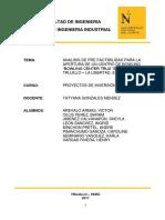 Informe t3 Proyecto de Inversion