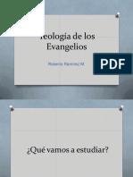 Teología de Los Evangelios