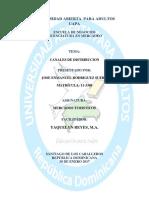 Tarea III Canales de Distribución.docx