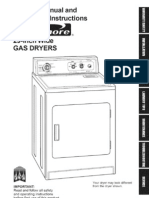 dryer kenmore 110-76612690