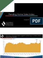 2017-10 Pending Home Sales Index
