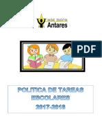 Documento Tareas