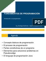 01 Introduccion a La Programacion