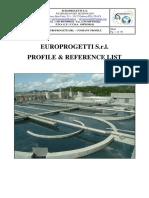 0-Europrogetti S.r.l. Profile Reference List
