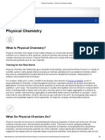 physical chemisty