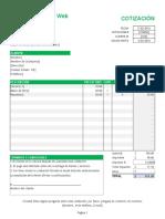 345997707 Plantilla Cotizacion Xlsx
