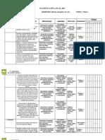 planificacion anual Hist. Geo. y Cs. Soc. 1° 2017