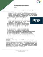 Resolución N° 8 2017-2 - JF - CIENCIAS CONTABLES