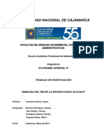 Informe Completo de Pbi Cusco