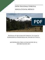 Evaluacion Reforestación 2011-Borardor