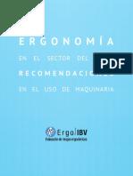 Ergonomia en El Sector Del Metal