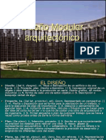 Diseño Modular Arquitectonico