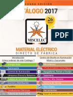E Catalogo Miscelec 2016 Ver 5 17mb