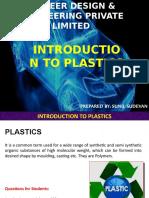 Plastics Study Material