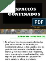 9 ESPACIOS CONFINADOS