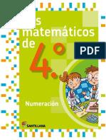 PD 4° numeración