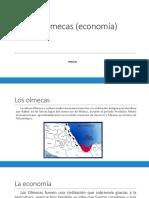 Los Olmecas (Economía)