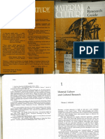 Schlereth - Material Culture and Cultural Research