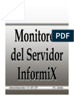 Monitoreo Del Servidor InformiX