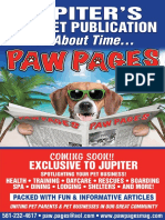 Paw Pages Magazine