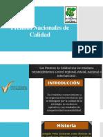 Premios Nacionales de Calidad (1)