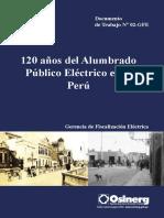120 Años del Alumbrado Público en Lima, libro de Osinergmin..pdf