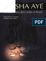 Natalia Bolivar-Oricha Aye Unidad Mitica Del Caribe Al Brasil