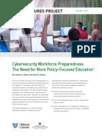 Cybersecurity Workforce Preparedness