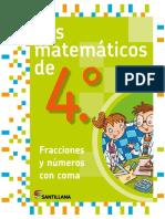 PD 4° fracciones y decimales