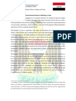 Iraq Position Paper UNOCD