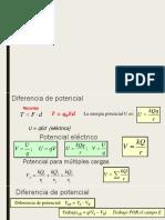 I. Principios de Electricidad y Magnetismo Temas Evaluación