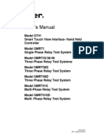 User Manual STVI SMRT PN 81757 English Rev12(1)