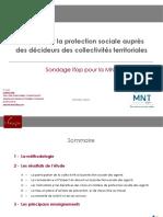 Étude Ifop Mnt Collectivités Territoriales 2017