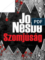 Jo Nesbo - Harry Hole 11.- Szomjúság