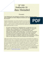332. Max Heindel