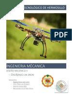 Diseñando Un Dron