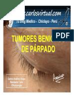 Tumores benignos palpebrales
