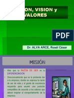 MISION  VISION VALORES.ppt