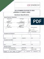 ESKOM Specifcation for Hardware and Insulator