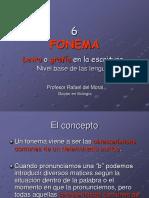 6fonema20sep09-090920175435-phpapp01.ppt