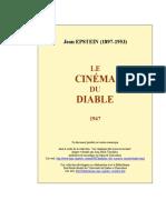 Jean Epstein - Le Cinema Du Diable.pdf