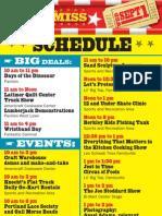 Sept. 1 Oregon State Fair Schedule