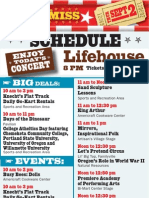 Sept. 2 Oregon State Fair Schedule